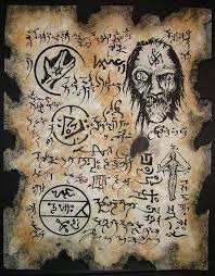 pin by akame kag on necronomicon demonology occult and lovecraftian horror