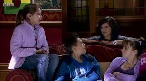 Drama set in a children's home. Tracy Beaker Returns 2010