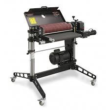 benchtop drum sander. supermax 25x2 double drum sander \u2013 single phase benchtop t