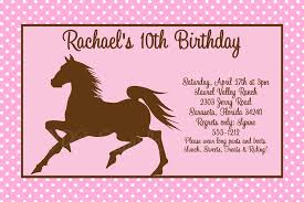 make your own birthday invitations free printable free printable horse birthday party invitations