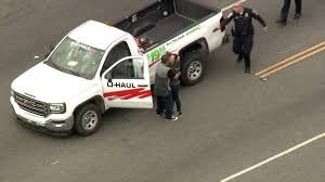 Couple Seen Embracing After Montebello U-Haul Pursuit Charged With ...
