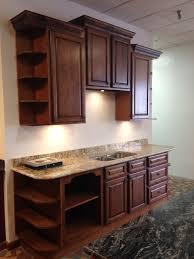 pecan maple specialty cabinets pecan door pecan maple kitchen cabinets