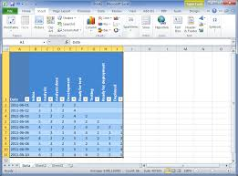 Creating Flow Charts In Excel Cumulative Flow Diagram How To Create One In Excel 2010