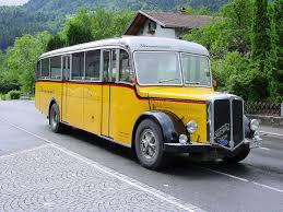 Service Bus Oldtimer Free Photo On Pixabay