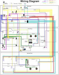 simple house wiring diagram in homewiring diagram digitalweb house 2 Pole Light Switch Wiring Diagram simple house wiring diagram in homewiring diagram digitalweb house wiring electrical home relay viewed simple circuit 2 pole light switch wiring diagram
