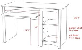 full size of desk ideal desk height ergonomic desk setup pdf amazing ideal desk height