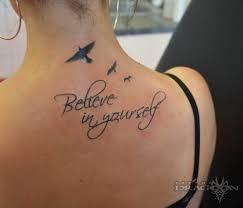 Tetování Na Krk Nápisy