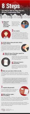 Steps To Take When Filing A Workers Comp Claim Nc Workers Comp Law