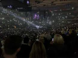 madison square garden section 106 row 17 seat 6