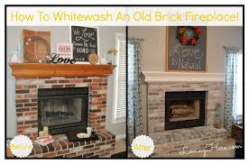 fire brick firebrick painted fireplaces floor to ceiling fireplace makeover hardware home depot