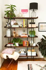 Bookshelves Living Room