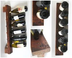 Metal Wine Rack | Whiskey Barrel Wine Rack | Unique Wine Racks