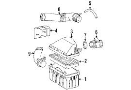 parts com® toyota hose ventilation partnumber 1226162050 1997 toyota t100 sr5 v6 3 4 liter gas air intake