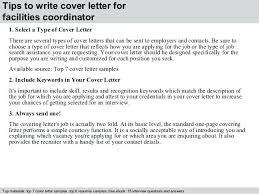 recreation coordinator cover letter facility coordinator jobs recreation coordinator facility
