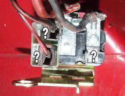 horn wiring chevelle tech