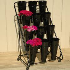 Flower Display Stands Wholesale Cut Flower Display Stand Display Metals And Flowers 3