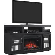 cantilever electric fireplace insert a mantel in engineered embossing oak