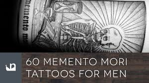 60 Memento Mori Tattoos For Men