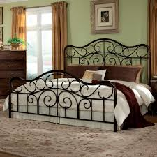 Enchanting King Metal Bed Frame Headboard Footboard And Bedroom Set Up Your  Using Gallery Images Wrought Iron Queen Cheap Size