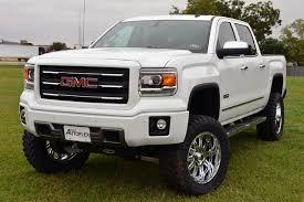 gmc trucks 2014 white. Interesting Trucks 2014 GMC Sierra Lifted White In Gmc Trucks A