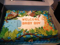 Baby Shower Cupcakes Jungle Theme Junglethemebabyshowercake Baby Shower Safari Cakes