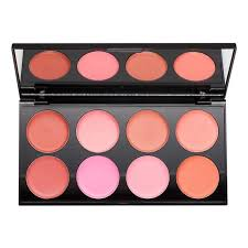 palette blush ultra blush palette all about cream makeup revolution