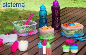 Sistema. Пластиковая посуда и пищевые контейнеры - Чики Рики
