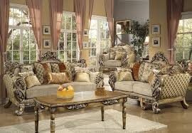 Image of: Antique Victorian Sofa for Living Room
