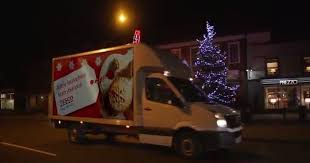 a tesco van will give out free mince pies to homes in these welsh towns wales