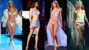 The <b>Sexiest Victoria's Secret</b> Angels from 1995 to today | Vogue Paris