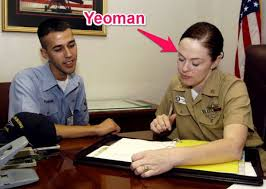 Us Navy Yeoman Yn 2019 Career Profile