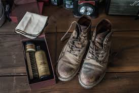 leather boot care wolverine 1000 mile