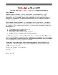 Cover Letters For Government Jobs Resume Builder Free Template
