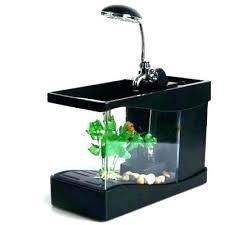 Desk Aquarium Desk Aquarium Fish ...