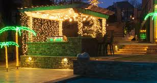 perk up your party with pergola lighting yard envy in hanging lights outdoor plans 18