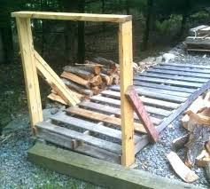 fire wood rack cover firewood covers home and interior elegant at racks for woodhaven fi metal wood rack