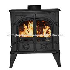 china indoor cast iron wood burning stove for heating