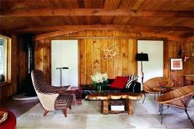 photo 4 of 8 living room wood paneling decorating ideas warm cottage inspired with rooms for