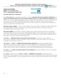 Resume Data Analyst Gorgeous Free Download Sample 48 Data Analyst Resume Examples Pdf Doc Www
