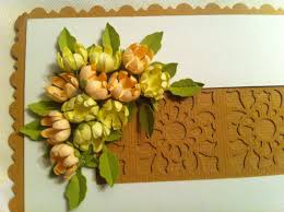 Paper Punches Flower My Floral Punch Craft Work Floral Punch Craft Pinterest