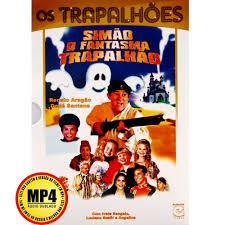 DVD - Os Trapalhões: Simão o Fantasma Trapalhão - shopfacilempresas