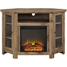 fireplace tv stands electric fireplaces the home depot property corner stand with regard to 17 and tv 26