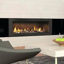 linear gas fireplace direct vent napoleon lhd45 natural