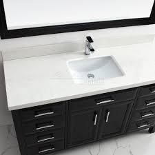 60 inch bathroom vanity single sink calais 60 inch transitional single sink bathroom vanity