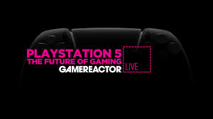 We're covering the PlayStation 5 reveal ...