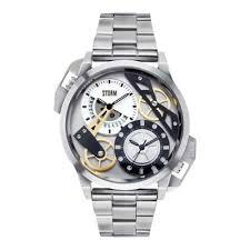 <b>Наручные часы</b> STORM DUALON <b>SILVER</b> 47135/S — купить в ...
