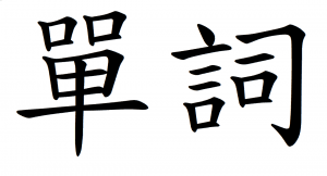 Chinese Words The Most Common Chinese Words Characters And Components For
