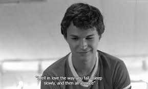 Movie Quotes About Love Gorgeous Love Quote Quotes Fall In Love Love Quotes The Fault In Our Stars