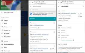 Google Search Commands How To Check Your Google Assistant History Techhive