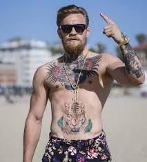 татуировки бойцов мма Altvision яндекс дзен